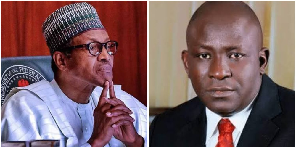 President Buhari's Son-in-Law, Gimba Yau Kumo Declared Wanted Over $65 Million Fraud 1