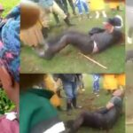 Man Beaten Up Publicly After He Was Accused Of Rαping A Secondary School Girl [Video] 28