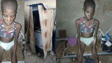 Police Rescues 12-Year-Old Girl Who Was Caged And Starved For 8 Month In Sokoto 13