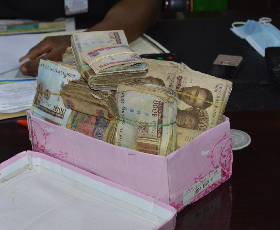 Police Sergeant Rewarded After Returning N1.2 Million Found At Accident Scene In Kano 3