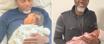 Reno Omokri Abandons Wife In America, Welcomes New Baby With UK Based Lover 26