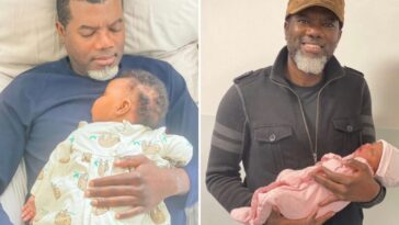 Reno Omokri Abandons Wife In America, Welcomes New Baby With UK Based Lover 10