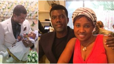 Reno Omokri Denies Abandoning His Wife In US, Welcoming New Baby With UK Based Lover 9