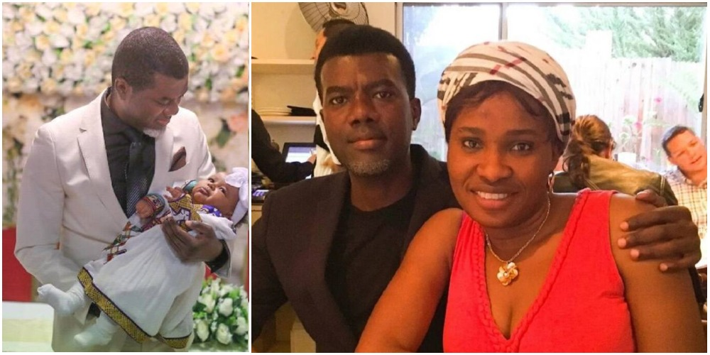 Reno Omokri Denies Abandoning His Wife In US, Welcoming New Baby With UK Based Lover 1