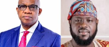 Governor Dapo Abiodun Suspends Aide, Abidemi Rufai Arrested In US Over N140m Fraud 26