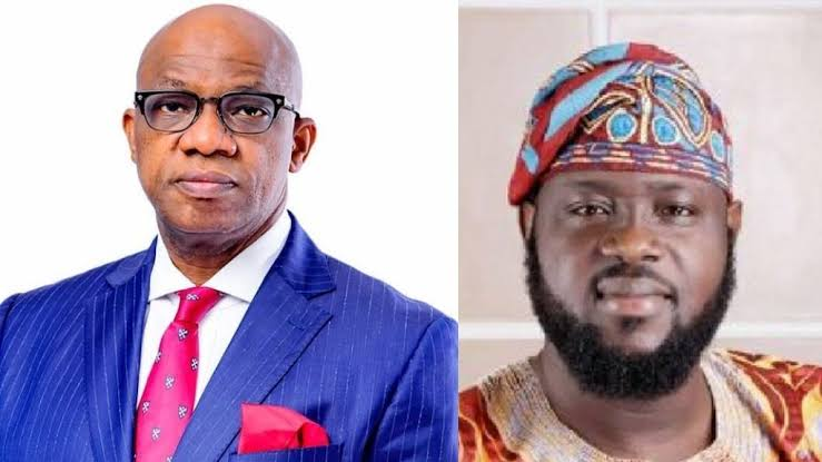 Governor Dapo Abiodun Suspends Aide, Abidemi Rufai Arrested In US Over N140m Fraud 1