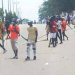 NLC Suspends Protest In Kaduna As Armed Thugs Attack Its Members [Video] 28
