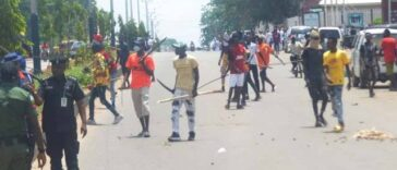 NLC Suspends Protest In Kaduna As Armed Thugs Attack Its Members [Video] 35