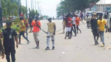NLC Suspends Protest In Kaduna As Armed Thugs Attack Its Members [Video] 12
