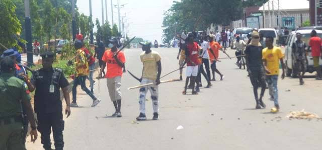 NLC Suspends Protest In Kaduna As Armed Thugs Attack Its Members [Video] 1