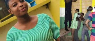 16-Year-Old Female Student Commits Suicide By Hanging Herself In School Dining Hall 34