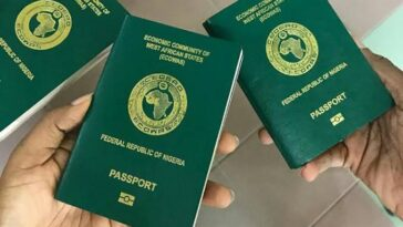 Nigeria Immigration Suspends Accepting New Applications For Passports 2