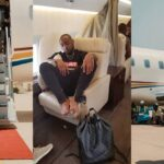 """""""You Ain't Getting On The Jet No More"""" - Davido Bans Crew From Boarding His Private Jet [Video] 28"""