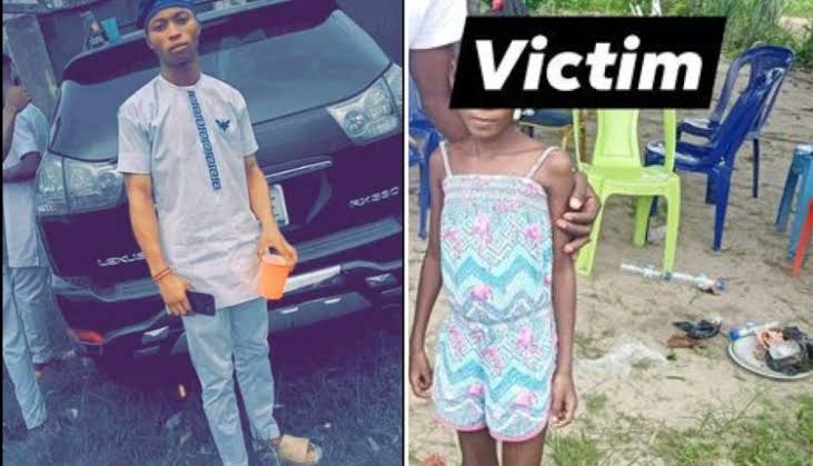 Suspected Yahoo Boy Declared Wanted For Allegedly Defiling 6-Year-Old Girl In Delta 1