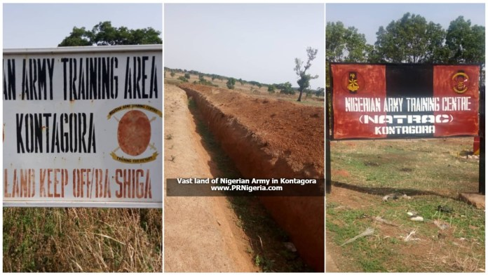 Bandits Takes Over Land Belonging To Nigerian Army In Niger State 1