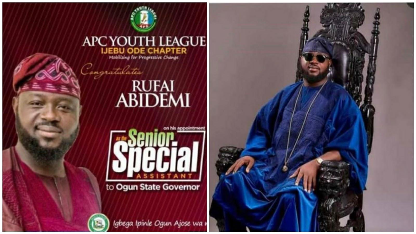 $350,000 Fraud: Governor Dapo Abiodun's Aide, Abidemi Rufai Denied Bail By US Court 1