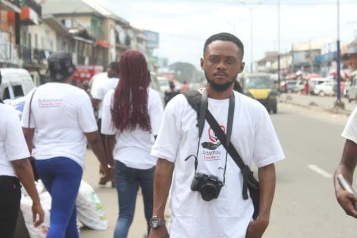 Adamazi Foundation: Blogger Adamazi Mbonu feeds the street to celebrate birthday - PHOTOS 26