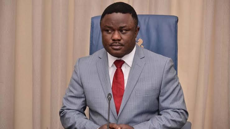 BREAKING: Cross River Governor, Ben Ayade Dumps PDP For APC 1