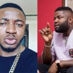 """""""Tell Me When You're Ready To Fight"""" - MC Galaxy Replies After Skales Threatened To Beat Him 28"""