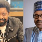 """""""Angry Nigerians Are Giving Buhari Excuse To Stay In Power Beyond 2023"""" - Basket Mouth [Video] 32"""