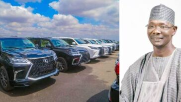 Nasarawa Government Gifts Traditional Rulers Over N800m Cars Despite Owing Workers 4