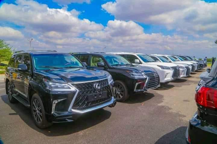 Nasarawa Government Gifts Traditional Rulers Over N800m Cars Despite Owing Workers 3