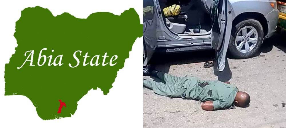Gunmen Robs Chinese Expatriate Of N3m, Kills His Security Officer & Driver In Umuahia [Video] 1