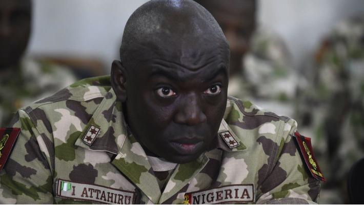 Ibrahim Attahiru Dead: Nigeria's Chief of Army Staff General Ibrahim Attahiru Dies in Plane Crash - Breaking News 1