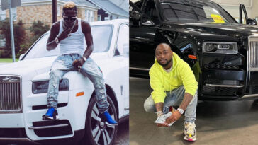 """""""I Don't Use My Father's Money For Hype"""" - Shatta Wale Shades Davido Over New Rolls Royce 7"""