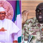 Buhari Mourns As Chief Of Army Staff Ibrahim Attahiru, 10 Others Die In Kaduna Plane Crash 27