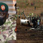 Watch Video Of Plane Crash That Killed Army Chief Ibrahim Attahiru, 11 Others In Kaduna 28