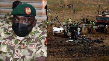 Watch Video Of Plane Crash That Killed Army Chief Ibrahim Attahiru, 11 Others In Kaduna 3