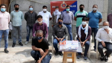 41-Year-Old Nigerian Man Arrested In India For Duping Families Of COVID-19 Patients 3