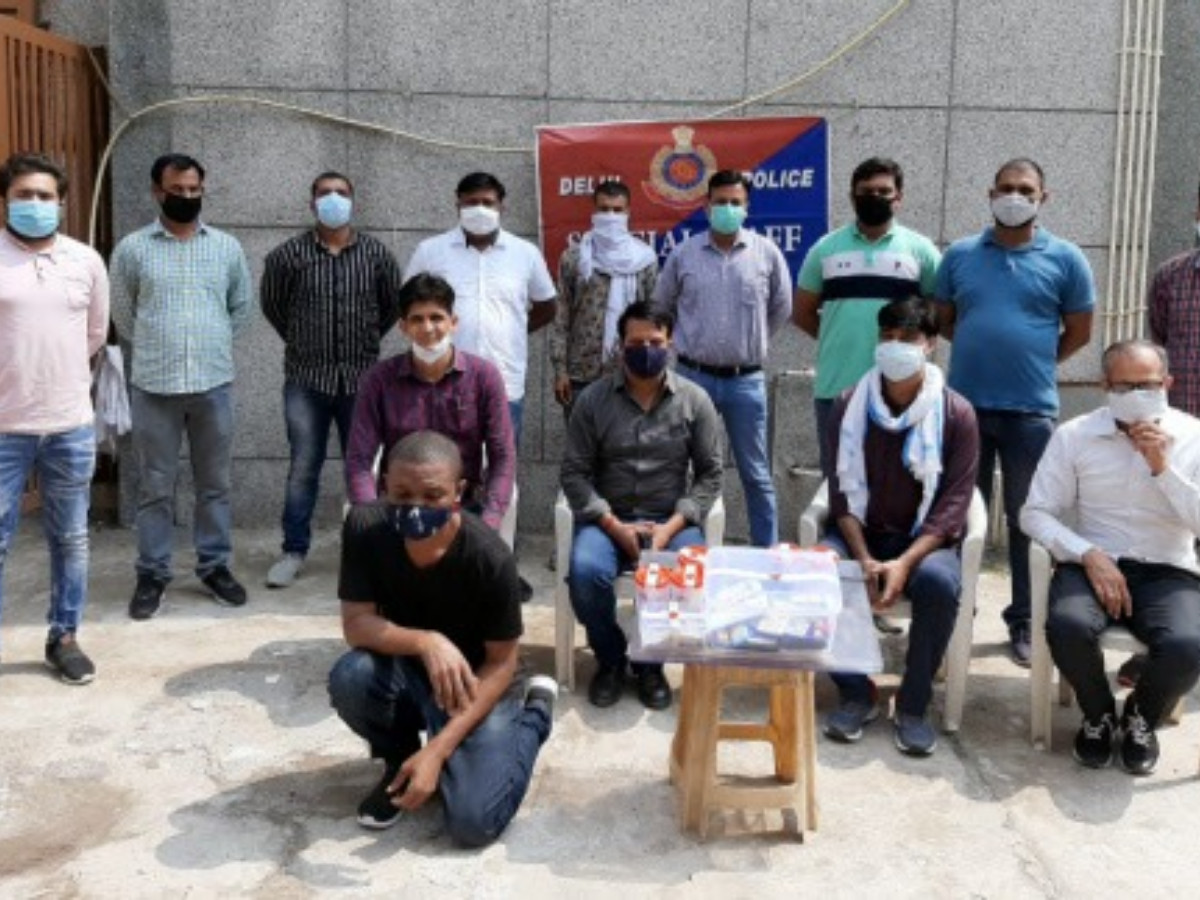 41-Year-Old Nigerian Man Arrested In India For Duping Families Of COVID-19 Patients 1