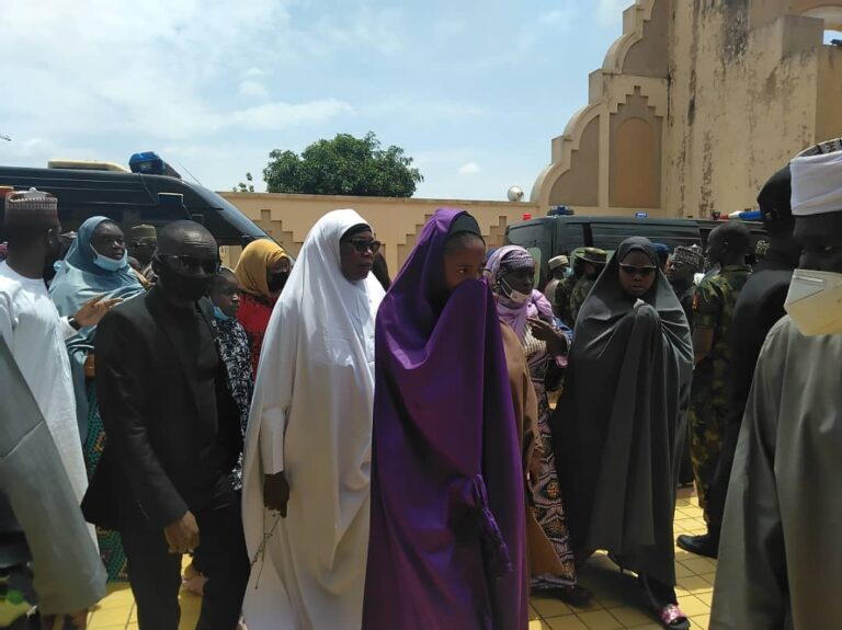 Funeral Of Late Chief Of Army Staff And Others At National Mosque In Abuja [Photos] 4