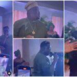 Mo'hits Reunites As Don Jazzy, Dbanj And Wande Coal Perform At Ikechukwu's Wedding [Video] 27