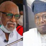 """I Don't Support Agitation For Yoruba Nation"" - Governor Akeredolu Warns Sunday Igboho 6"