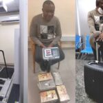 NDLEA Arrests Brazil-Based Drug Kingpin With N8 Billion Worth Of Cocaine At Lagos Airport 33