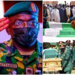 Buhari Didn't Attend Late COAS Attahiru's Burial Because Of Security Clearance - Presidency 4