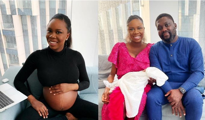 """""""My God Is Faithful"""" - Nigerian Woman Welcomes First Child After 9 IVFs And 3 Miscarriages 1"""