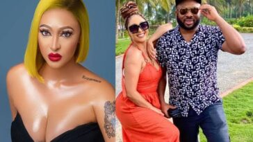 """""""If You Insult My Husband Olakunle Churchill, I Will Insult Your Father"""" - Actress Rosy Meurer 1"""