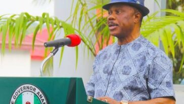 I Am The Only Nigerian Governor Who Do Not Receive Monthly Salary – Willie Obiano 4