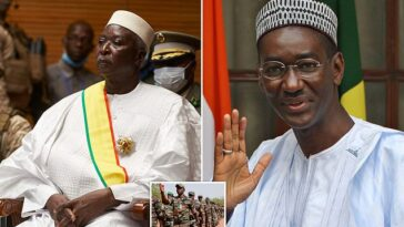 Mali President, Prime Minister, Defence Minister Arrested By Military After Government Reshuffle 7