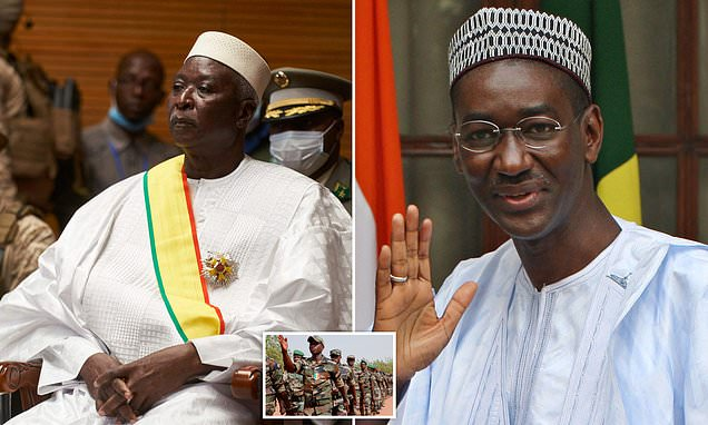Mali President, Prime Minister, Defence Minister Arrested By Military After Government Reshuffle 1