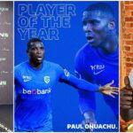 Nigerian Striker, Paul Onuachu Wins Best Player And Highest Goalscorer Awards In Belgium 28