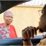 Woman Returns To Street Begging After Kogi Governor's Aide Rented A House For Her [Video] 5