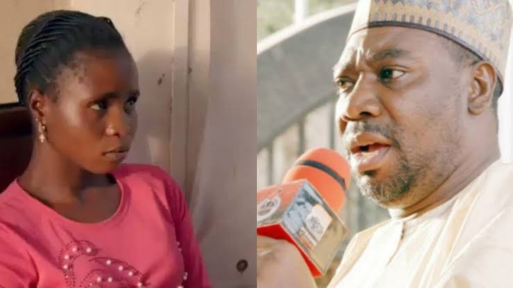 Ordinary President, Ahmad Isah Arrested For Slapping Woman Who 'Set Child On Fire' 1