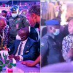 Seun Kuti Raises Middle Finger, Walks Out On Governor Sanwo-Olu At Yeni Kuti's Birthday [Video] 27