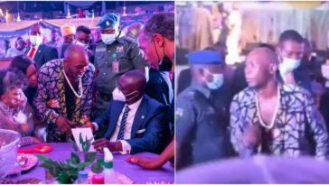 Seun Kuti Raises Middle Finger, Walks Out On Governor Sanwo-Olu At Yeni Kuti's Birthday [Video] 2