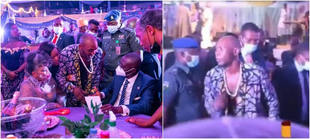 Seun Kuti Raises Middle Finger, Walks Out On Governor Sanwo-Olu At Yeni Kuti's Birthday [Video] 1